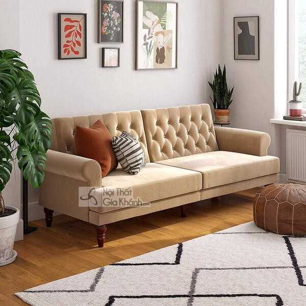 50+ Mẫu sofa căn hộ chung cư cao cấp đẹp ấn tượng nhất 2020 - 50 mau sofa can ho chung cu cao cap dep an tuong nhat 2020 29