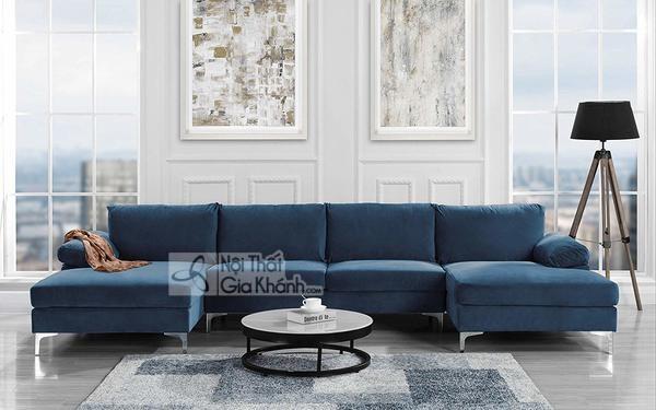 50+ Mẫu sofa căn hộ chung cư cao cấp đẹp ấn tượng nhất 2020 - 50 mau sofa can ho chung cu cao cap dep an tuong nhat 2020 30