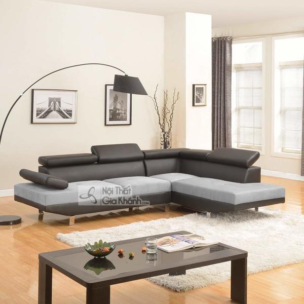 50+ Mẫu sofa căn hộ chung cư cao cấp đẹp ấn tượng nhất 2020 - 50 mau sofa can ho chung cu cao cap dep an tuong nhat 2020 31