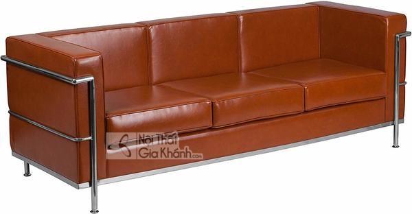 50+ Mẫu sofa căn hộ chung cư cao cấp đẹp ấn tượng nhất 2020 - 50 mau sofa can ho chung cu cao cap dep an tuong nhat 2020 42