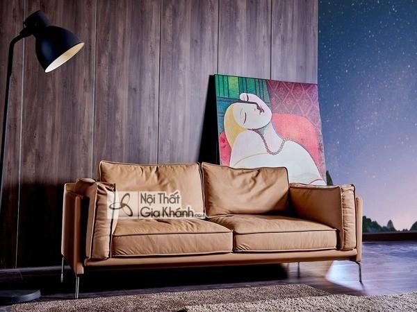 50+ Mẫu sofa căn hộ chung cư cao cấp đẹp ấn tượng nhất 2020 - 50 mau sofa can ho chung cu cao cap dep an tuong nhat 2020 6