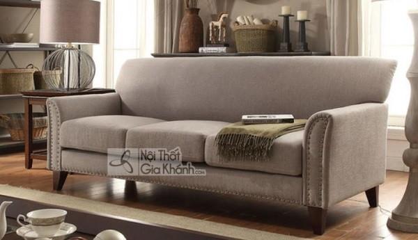 Bí mật về dòng sofa nỉ đơn mà khách hàng đang lựa chọn!