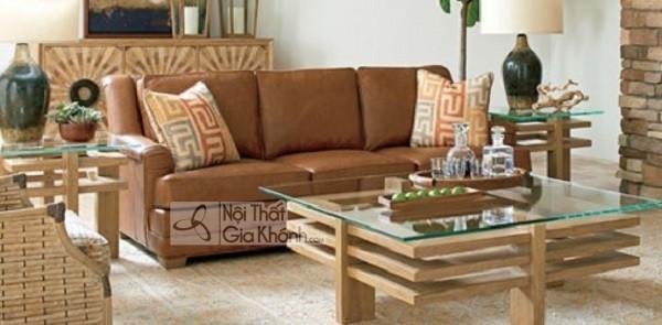 Bí quyết chọn mua ghế sofa gỗ cho phòng khách nhỏ - bi quyet chon ghe sofa go cho phong khach nho 2
