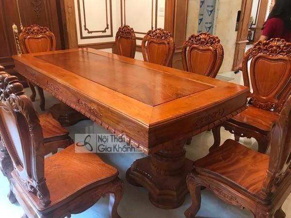 Bộ sưu tập 50+ bộ bàn ghế ăn gỗ, bàn ghế ăn cơm hiện đại, tiện nghi nhất