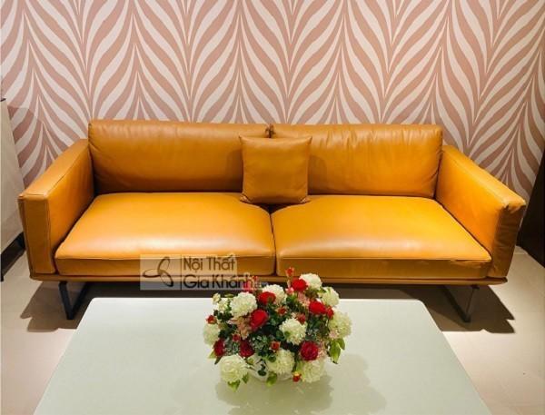 Bộ sưu tập ghế sofa hiện đại, phong cách độc đáo hàng đầu - bo suu tap ghe sofa hien dai phong cach doc dao hang dau 7