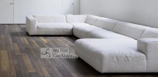[BST] 35 Ghế sofa màu trắng kem đẹp mê ly cho phòng khách - bst 35 ghe sofa mau trang kem dep me ly cho phong khach 11