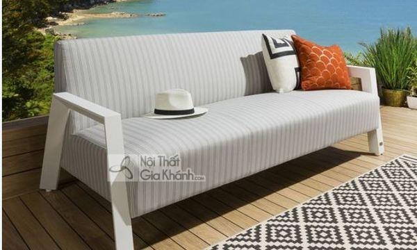 [BST] 35 Ghế sofa màu trắng kem đẹp mê ly cho phòng khách - bst 35 ghe sofa mau trang kem dep me ly cho phong khach 27