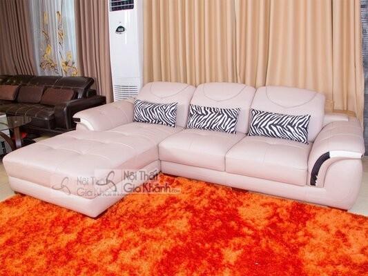 [BST] 35 Ghế sofa màu trắng kem đẹp mê ly cho phòng khách - bst 35 ghe sofa mau trang kem dep me ly cho phong khach 3