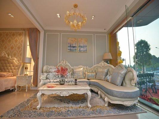 [BST] 35 Ghế sofa màu trắng kem đẹp mê ly cho phòng khách - bst 35 ghe sofa mau trang kem dep me ly cho phong khach 32
