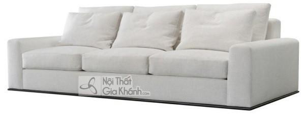 [BST] 35 Ghế sofa màu trắng kem đẹp mê ly cho phòng khách - bst 35 ghe sofa mau trang kem dep me ly cho phong khach 40