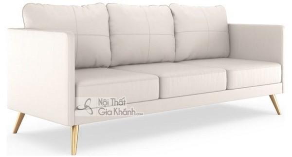 [BST] 35 Ghế sofa màu trắng kem đẹp mê ly cho phòng khách - bst 35 ghe sofa mau trang kem dep me ly cho phong khach 41