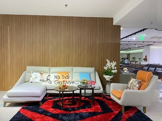 [BST] 35 Ghế sofa màu trắng kem đẹp mê ly cho phòng khách - bst 35 ghe sofa mau trang kem dep me ly cho phong khach 8
