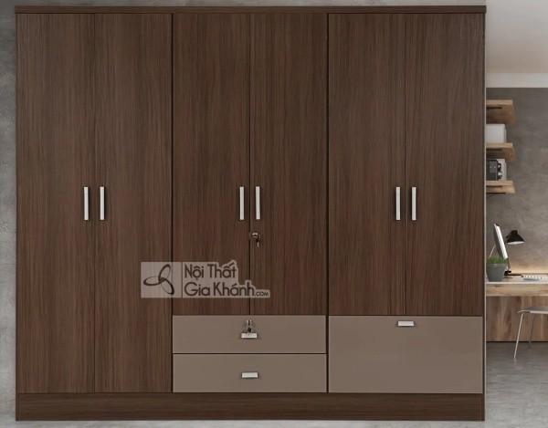 BST 50+ mẫu tủ quần áo gỗ công nghiệp cao cấp là số 1 cho phòng ngủ - bst 50 mau tu quan ao go cong nghiep cao cap la so 1 cho phong ngu 38