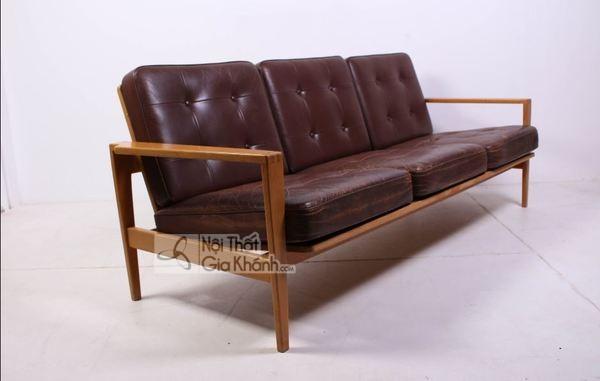 Có nên sử dụng ghế sofa gỗ sồi nệm cho phòng khách hay không? - co nen su dung ghe sofa go soi nem cho phong khach hay khong 2