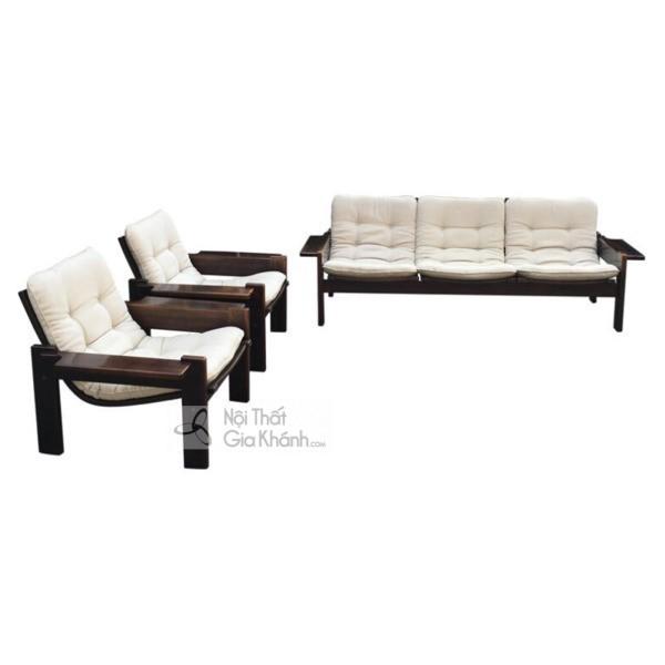 Có nên sử dụng ghế sofa gỗ sồi nệm cho phòng khách hay không? - co nen su dung ghe sofa go soi nem cho phong khach hay khong 3