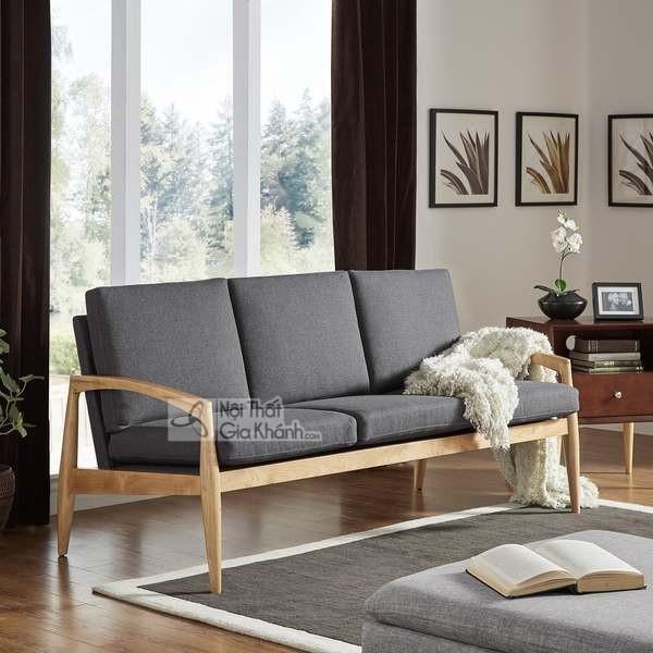 Có nên sử dụng ghế sofa gỗ sồi nệm cho phòng khách hay không? - co nen su dung ghe sofa go soi nem cho phong khach hay khong 5