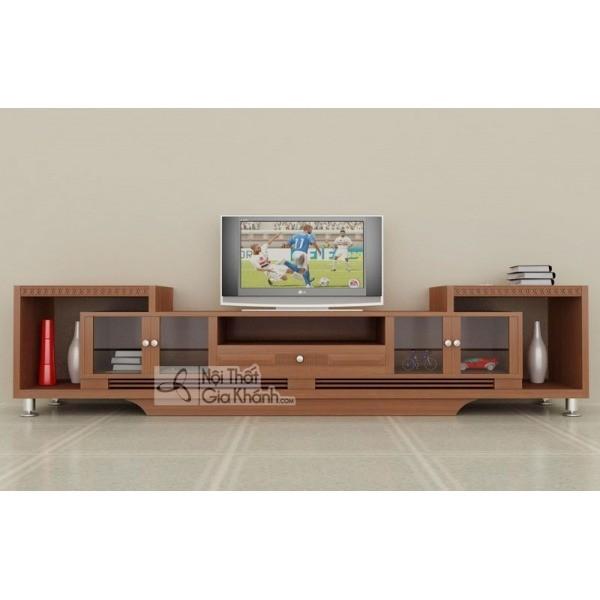 Điểm danh 50 mẫu kệ tivi gỗ hot nhất trên thị trường