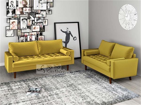 Ghế sofa màu vàng và những yếu tố phong thủy cần lưu ý - ghe sofa mau vang va nhung yeu to phong thuy can luu y 1
