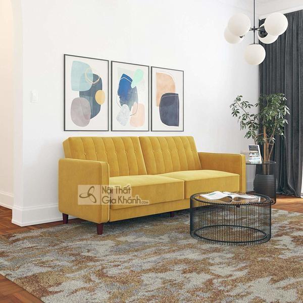 Ghế sofa màu vàng và những yếu tố phong thủy cần lưu ý - ghe sofa mau vang va nhung yeu to phong thuy can luu y 10