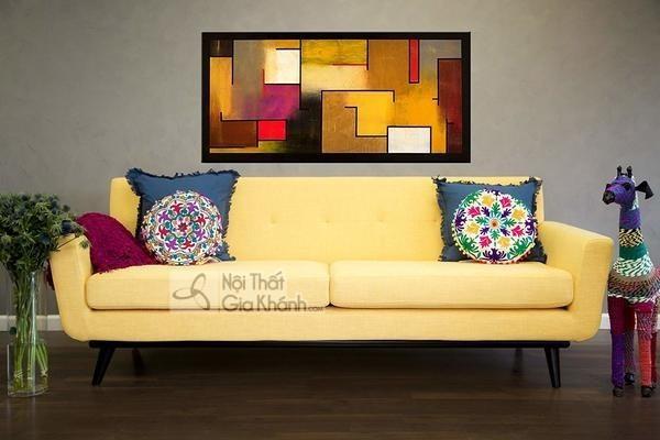 Ghế sofa màu vàng và những yếu tố phong thủy cần lưu ý - ghe sofa mau vang va nhung yeu to phong thuy can luu y 12