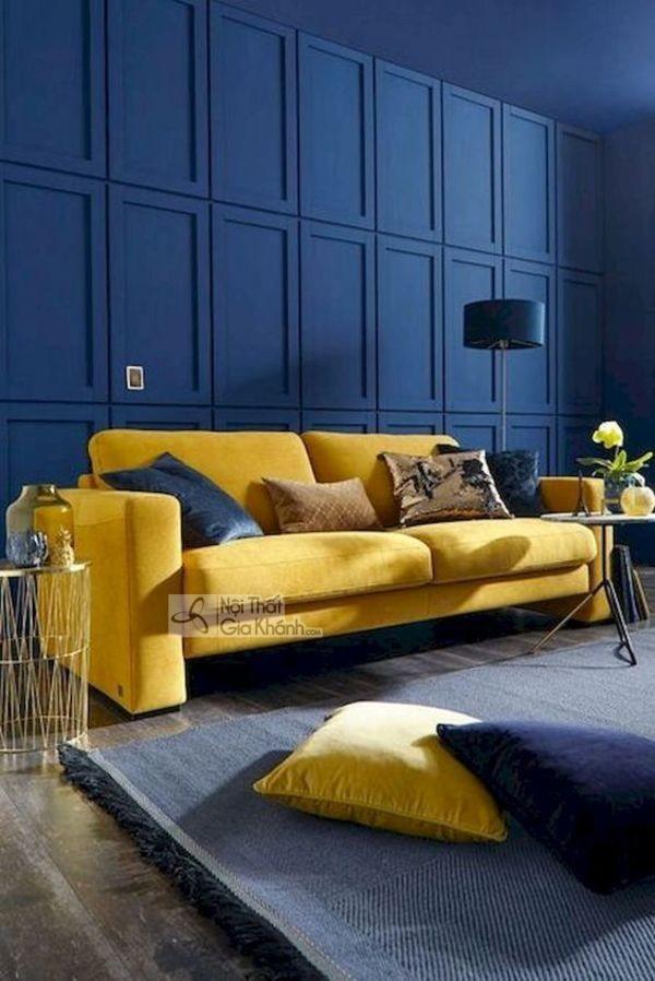 Ghế sofa màu vàng và những yếu tố phong thủy cần lưu ý - ghe sofa mau vang va nhung yeu to phong thuy can luu y 2