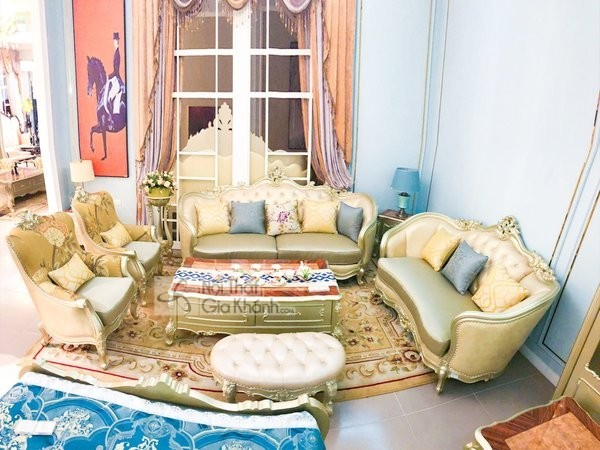 Ghế sofa màu vàng và những yếu tố phong thủy cần lưu ý - ghe sofa mau vang va nhung yeu to phong thuy can luu y 5