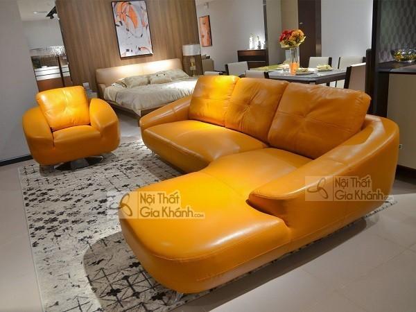 Ghế sofa màu vàng và những yếu tố phong thủy cần lưu ý - ghe sofa mau vang va nhung yeu to phong thuy can luu y 6