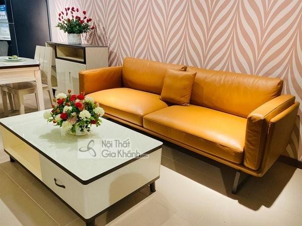Ghế sofa màu vàng và những yếu tố phong thủy cần lưu ý - ghe sofa mau vang va nhung yeu to phong thuy can luu y 7