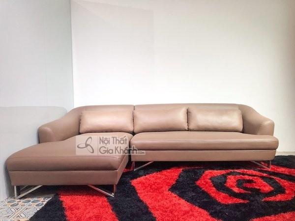 Ghế sofa phòng khách rộng lớn nên chọn kiểu, chất liệu, kích thước thế nào? - ghe sofa phong khach rong lon nen chon kieu chat lieu kich thuoc the nao 3