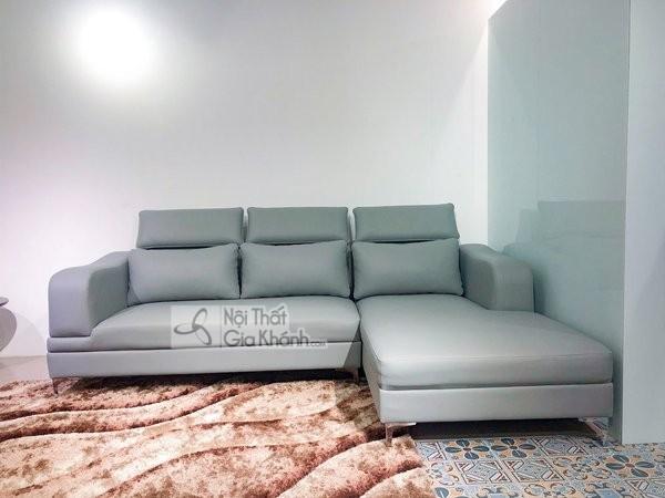 Ghế sofa phòng khách rộng lớn nên chọn kiểu, chất liệu, kích thước thế nào? - ghe sofa phong khach rong lon nen chon kieu chat lieu kich thuoc the nao 4