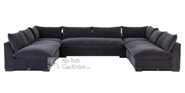 Ghế sofa phòng khách rộng lớn nên chọn kiểu, chất liệu, kích thước thế nào? - ghe sofa phong khach rong lon nen chon kieu chat lieu kich thuoc the nao 6