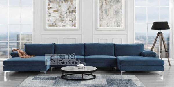 Ghế sofa phòng khách rộng lớn nên chọn kiểu, chất liệu, kích thước thế nào? - ghe sofa phong khach rong lon nen chon kieu chat lieu kich thuoc the nao 7