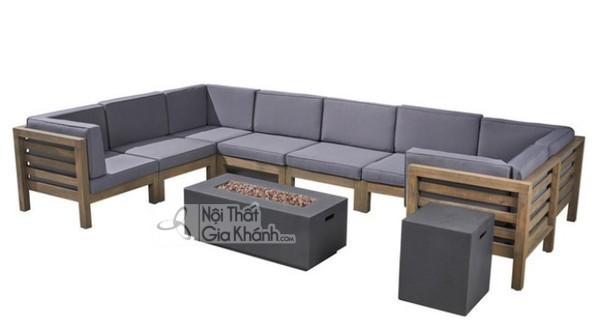 Ghế sofa phòng khách rộng lớn nên chọn kiểu, chất liệu, kích thước thế nào? - ghe sofa phong khach rong lon nen chon kieu chat lieu kich thuoc the nao 8