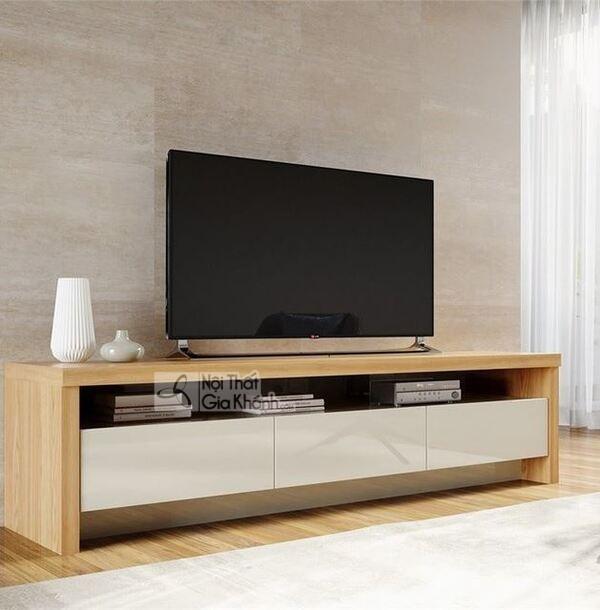 Giới thiệu top 30 mẫu kệ tivi phòng khách gỗ tự nhiên đẹp và chất lượng - gioi thieu top 30 mau ke tivi phong khach go tu nhien dep va chat luong 11