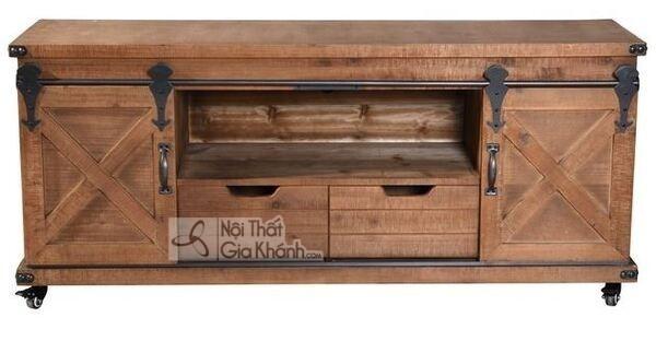 Giới thiệu top 30 mẫu kệ tivi phòng khách gỗ tự nhiên đẹp và chất lượng - gioi thieu top 30 mau ke tivi phong khach go tu nhien dep va chat luong 14