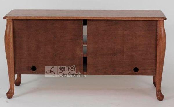 Giới thiệu top 30 mẫu kệ tivi phòng khách gỗ tự nhiên đẹp và chất lượng - gioi thieu top 30 mau ke tivi phong khach go tu nhien dep va chat luong 16