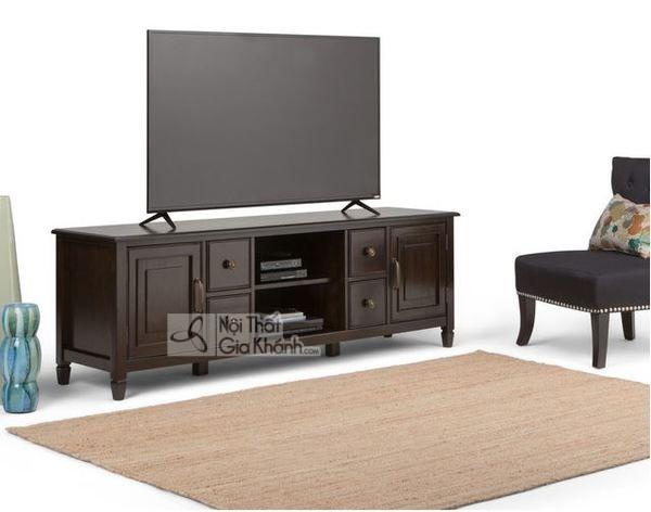 Giới thiệu top 30 mẫu kệ tivi phòng khách gỗ tự nhiên đẹp và chất lượng - gioi thieu top 30 mau ke tivi phong khach go tu nhien dep va chat luong 18