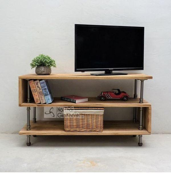 Giới thiệu top 30 mẫu kệ tivi phòng khách gỗ tự nhiên đẹp và chất lượng - gioi thieu top 30 mau ke tivi phong khach go tu nhien dep va chat luong 20