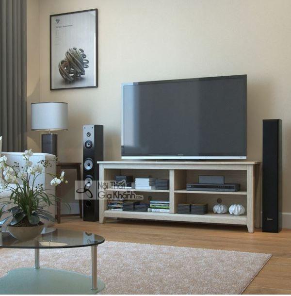 Giới thiệu top 30 mẫu kệ tivi phòng khách gỗ tự nhiên đẹp và chất lượng - gioi thieu top 30 mau ke tivi phong khach go tu nhien dep va chat luong 22