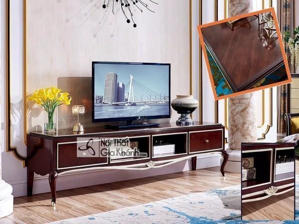 Giới thiệu top 30 mẫu kệ tivi phòng khách gỗ tự nhiên đẹp và chất lượng - gioi thieu top 30 mau ke tivi phong khach go tu nhien dep va chat luong 4
