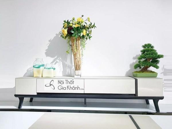Kệ tủ tivi hiện đại, giải pháp giúp tối ưu cho không gian phòng khách - ke tu tivi hien dai giai phap giup toi uu cho khong gian phong khach 1