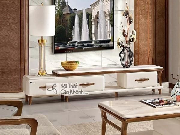 Kệ tủ tivi hiện đại, giải pháp giúp tối ưu cho không gian phòng khách - ke tu tivi hien dai giai phap giup toi uu cho khong gian phong khach 3