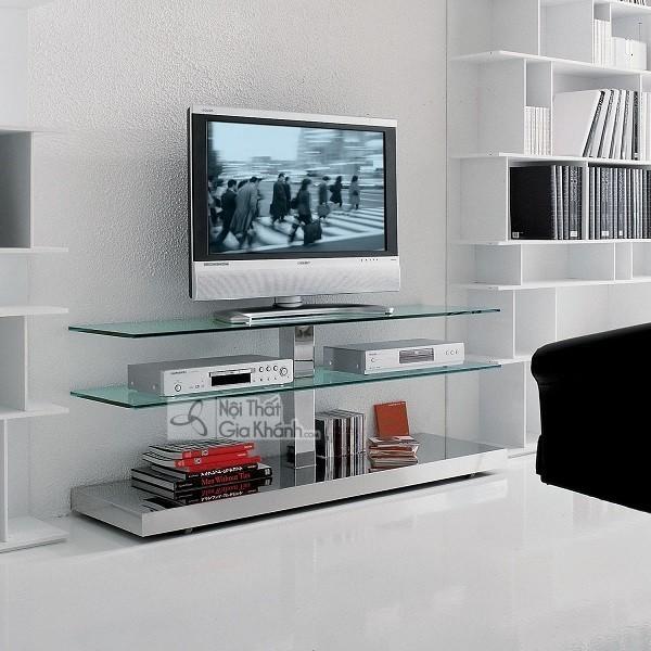 Kệ tủ tivi hiện đại, giải pháp giúp tối ưu cho không gian phòng khách - ke tu tivi hien dai giai phap giup toi uu cho khong gian phong khach 4
