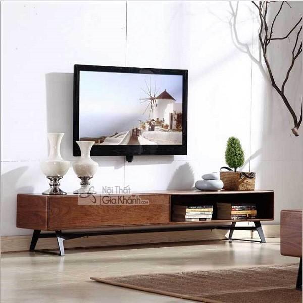 Kệ tủ tivi hiện đại, giải pháp giúp tối ưu cho không gian phòng khách - ke tu tivi hien dai giai phap giup toi uu cho khong gian phong khach