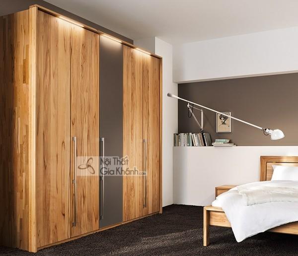 Kho 59+ mẫu tủ quần áo gỗ đẹp hiện đại, sang trọng nhất trên thị trường - kho 59 mau tu quan ao go dep hien dai sang trong nhat tren thi truong 43