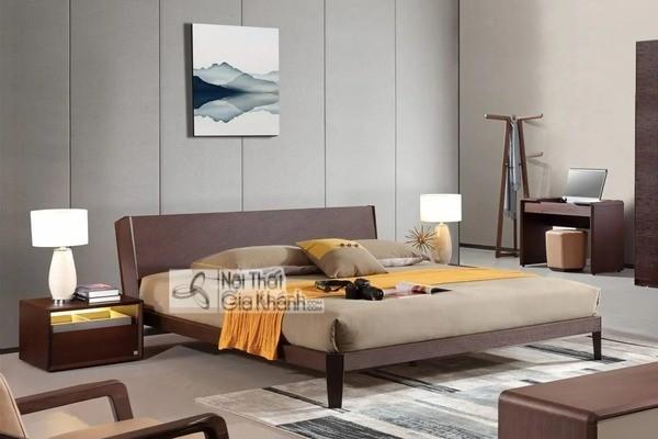 Mua ngay 50+ mẫu giường ngủ gỗ hiện đại phù hợp mọi không gian nội thất - mua ngay 50 mau giuong ngu go hien dai phu hop voi moi khong gian noi that 4