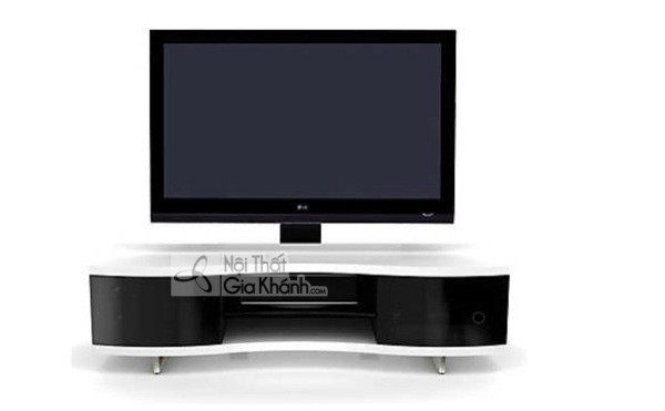 Mua ngay 35 mẫu kệ tivi màu trắng siêu đẹp giúp không gian nhà thêm sang trọng - mua ngay 50 mau ke tivi mau trang sieu dep giup khong gian nha them sang trong 9