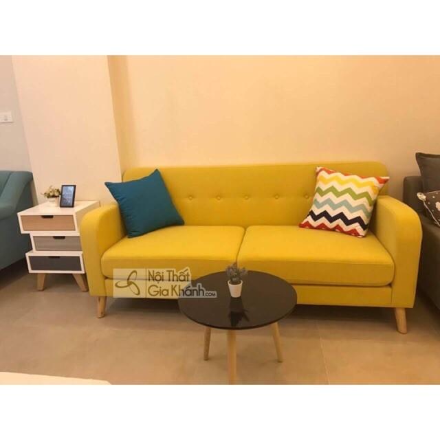 Phòng khách hẹp có nên mua ghế sofa rời?