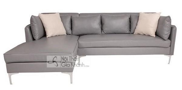 Sáng tạo không gian nội thất hiện đại với 30 mẫu sofa góc chữ L đẹp, chất lượng - sang tao khong gian noi that hien dai voi 30 mau sofa goc chu l dep chat luong 13