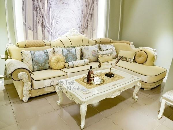 Sáng tạo không gian nội thất hiện đại với 30 mẫu sofa góc chữ L đẹp, chất lượng - sang tao khong gian noi that hien dai voi 30 mau sofa goc chu l dep chat luong 5